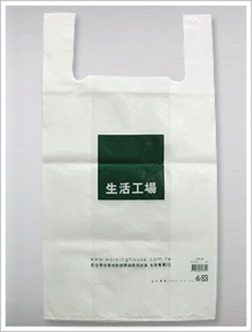 T-Shirt Bag – High Density示意圖