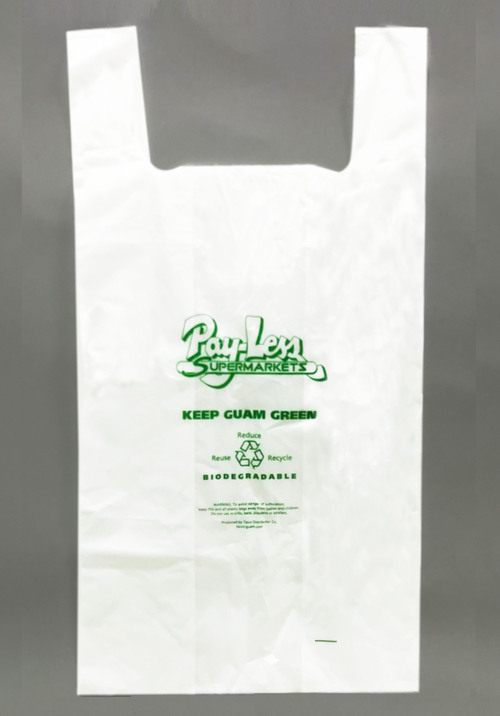 Biodegradable Bag (excluding 5P plastic) (decomposable plastic bag)示意圖